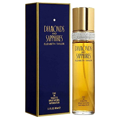 Elizabeth Taylor Diamonds and Sapphires Eau de Toilette Vaporizzatore - 100 ml