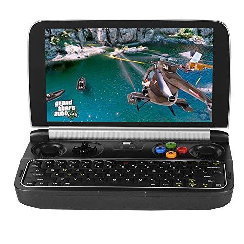 VBESTLIFE GPD WIN2 6 Zoll Touch Screen Tablet Konsole für Videogiochi, Tablet für tragbare Spielekonsolen, für Spiele AAA Mini Notebook für Windows 10 PC (Mini-touch-screen Laptop)