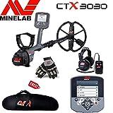 Minelab CTX 3030- Metalldetektor zum Suchen von Metallen, Gold und Münzen
