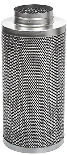 Apollo Gartenbau 15,2 cm Zoll Premium Carbon Charcoal Air Filter Scrubber