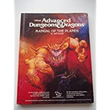 Manual of the Planes (Advanced Dungeons and Dragons) by Jeff Grubb (1987-07-02)