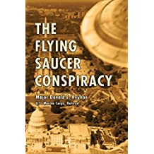 The Flying Saucer Conspiracy (English Edition)