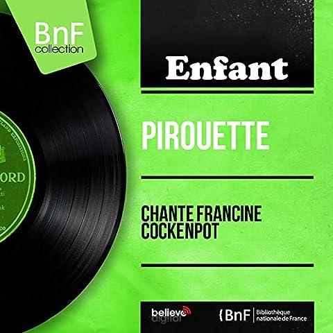 Cockenpot Francine - Chante Francine Cockenpot (feat. Mido Geoffray) [Mono