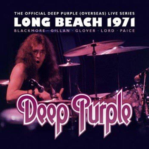 Deep Purple: Long Beach 1971 [Vinyl LP] (Vinyl)