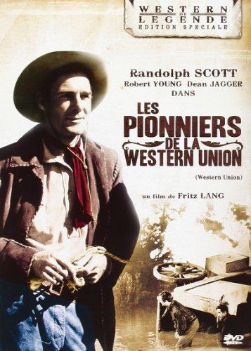 les-pionniers-de-la-western-union-edizione-francia