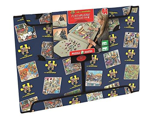 Jumbo Spiele 01112–Soporte para Puzzles estándar Jan Van haasteren