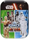 Topps Star Wars Force Attax Tin - Includes Special Limited Edition Card (1 x random shipped)