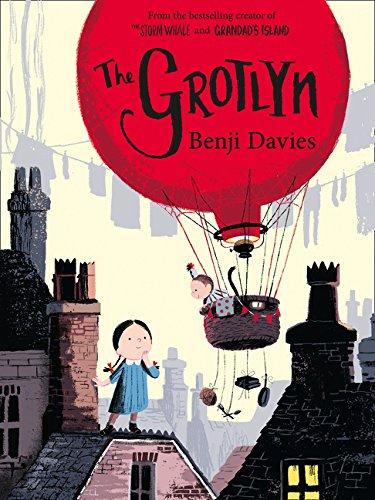 The Grotlyn por Davies Benji