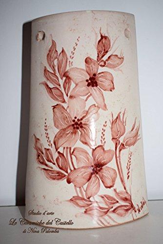 tegola-decorativa-linea-fiori-del-sorriso-rosa-realizzata-e-dipinta-a-mano-le-ceramiche-del-castello