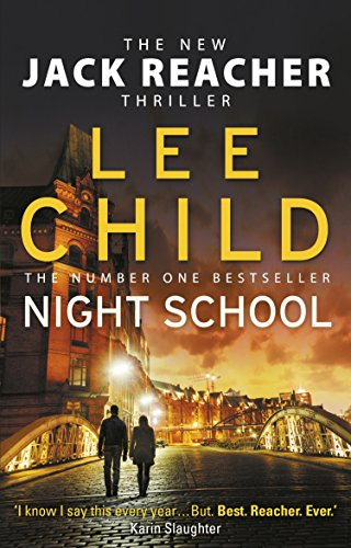 Night School: (Jack Reacher 21) (English Edition)