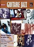 Guitare Jazz Débutants (+ 1 CD) Méthode complète de guitare jazz