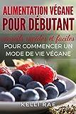 Telecharger Livres Alimentation vegane pour debutant conseils rapides et faciles pour commencer un mode de vie vegane (PDF,EPUB,MOBI) gratuits en Francaise