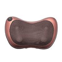Eviniz için boyun sırt Auto ofis Massagekissen Shiatsu 4Massageknoepfe ısı özelliği ile