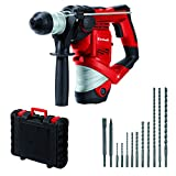 Einhell 4258253 - Martillo electroneumático TC-RH 900/1 kit (900W, 3 J, diámetro 26 mm, SDS-plus)