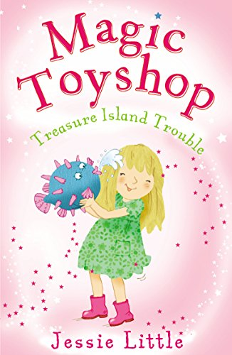Magic Toyshop: Treasure Island Trouble
