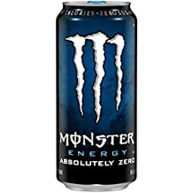 Monster Absolutely Zero 50cl (pack de 24)