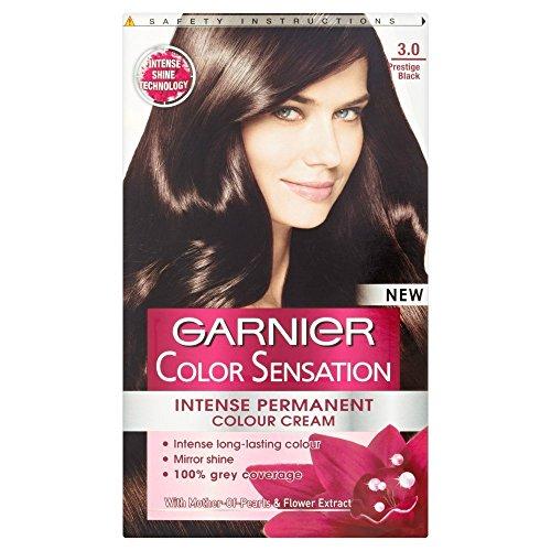 Garnier Farbe Sensation 3.0Prestige schwarz