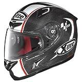 X-Lite X-802R Carbon Ultra Moto GP - Schwarz Größe L