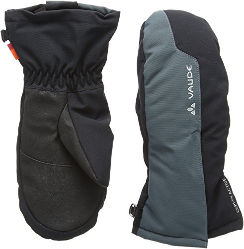 Vaude Kinder Handschuhe Small Gloves, Black, 5, 05643
