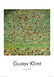 1art1 35518 Gustav Klimt - Der Apfelbaum I Poster Kunstdruck 100 x 70 cm