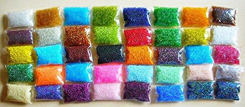 600-g-25000-pz-perle-di-vetro-perline-roccailles-rotondo-2-mm-3-mm-30-colori-no8-z22