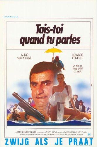tais-toi-quand-tu-parles-poster-27-x-40-inches-69cm-x-102cm-1981-belgian
