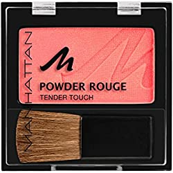 Manhattan Powder Rouge, Farbe 34L Secret Lovers, 1er Pack (1 x 5 g)