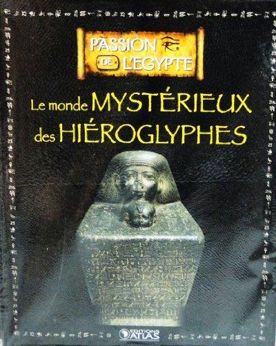 Livre Edition ATLAS PASSION DE L'EGYPTE