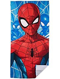 Spiderman Boy's Drap De Plage Beach Towel