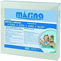 Marina 780135M1 per piscina per tutte le stagioni, diametro: 4,6 m