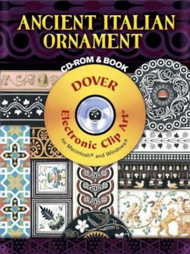 Ancient Italian Ornament (Dover Electronic Clip Art)