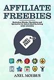AFFILIATE FREEBIES Kostenlose EBooks, Checklisten und Spickzettel für Dein E-Mail-Marketing selber schreiben