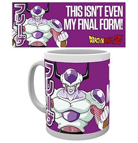 GB Eye Freezer Mug Dragon Ball z, Multicolore