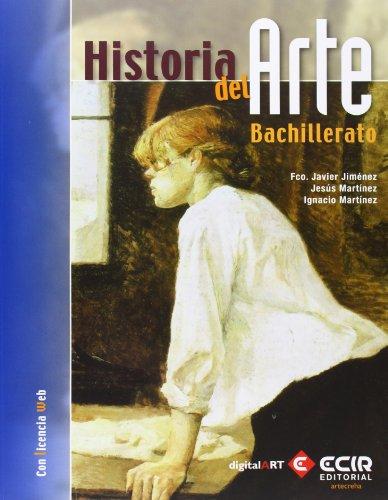B:HISTORIA DEL ARTE 2/13 por Ignacio Martínez Buenaga