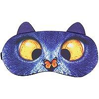 Preisvergleich für Augenabdeckung Lichtschutz Schlafmaske Unisex Schlafbrille für Alle Leute Drucklos Augenmaske Mädchen Damen Junge...