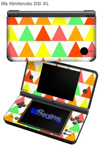 triangles-citrus-decal-style-skin-fits-nintendo-dsi-xl-dsi-sold-separately-by-uskins