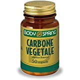 Angelini Body Spring Bp Carbone Vegetale 50compresse