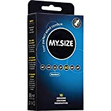 My Size Condoms 60mm x10 XL Extra Large Condoms (German Engineering at its best)
