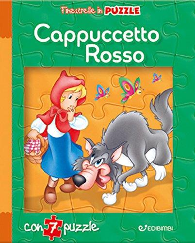 scaricare ebook gratis Cappuccetto Rosso. Finestrelle in puzzle PDF Epub
