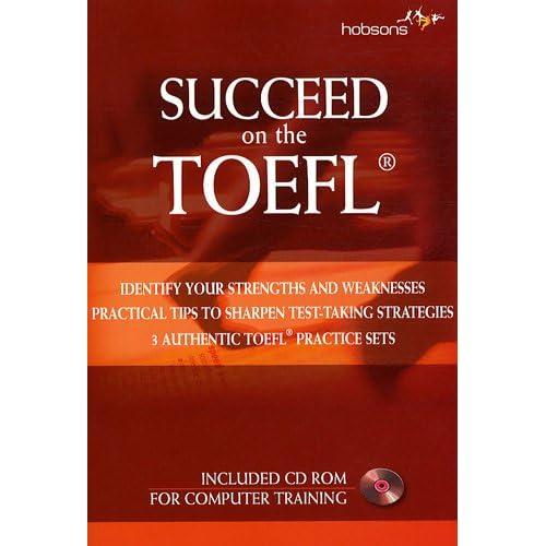 Succeed on the TOEFL (1Cédérom)
