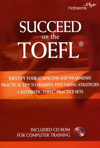 Succeed on the TOEFL (1Cédérom)