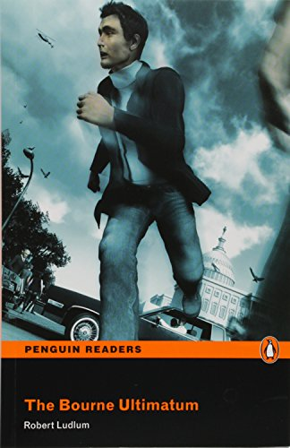 Penguin Readers 6: Bourne Ultimatum, The Book and MP3 Pack (Pearson English Graded Readers) - 9781408263952