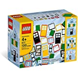 LEGO - 6117 - Jeu de construction - Creative Building System - Portes et fenêtres LEGO