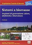 Sistemi a biomasse. Impianti di generazione calore, elettricità e biometano