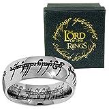 El Señor de los Anillos – El anillo único - acero inoxidable (30 (22,29 mm))
