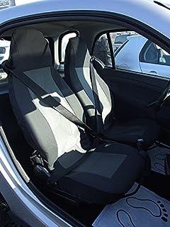 4 teilig EUFAB 28295 Sitzbezug-Set Smart