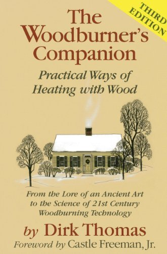 The Woodburner's Companion by Dirk Thomas (2006-09-15)