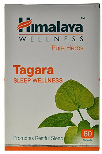 Himalaya Wellness Pure Herbs Tagara Sleep Wellness - 60 Tablets