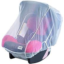 Sunnybaby 10161 - Insektenschutz für Babyschale, weiß