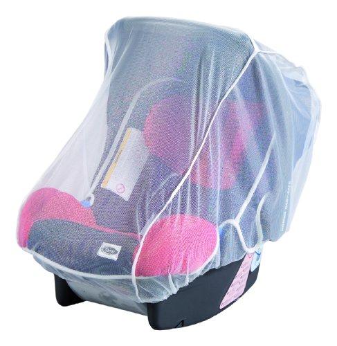 Preisvergleich Produktbild Sunnybaby 10161 - Insektenschutz für Babyschale, weiß